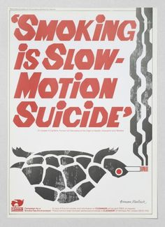 Exhibition: Can Graphic Design Save Your Life? at the Wellcome Collection Anti Smoking Poster, Wellcome Collection, Teaching Aids, Golden Retriever, Health Logo, Communication Design, Graphic Design Branding, Graphic Designers, Dog Snacks