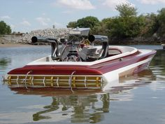 Nice flat bottom v-drive. Fast Boats, Speed Boats, Power Boats, Drag Boat Racing, Vintage Boats, Vintage Ski, Flat Bottom Boats, Offshore Boats, Amphibious Vehicle