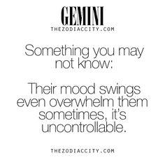 Yes it's true! Zodiac Gemini Facts