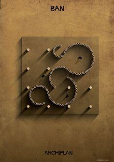Gallery of Federico Babina's ARCHIPLAN Illustrations Analyze the Floorplans of Master Architects - 11