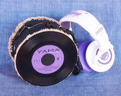 Cuffie per la musica? Più in tema di così non le troverete! #pinterest