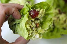 No Recipe Paleo Chicken Salad