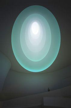 James Turrell, Guggenheim, 2013