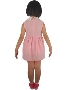 Stranger Things Eleven EL dress cosplay costume daily use prom ball dance dress christmas xmas gift halloween costume for kids girls