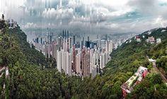 Hong Kong I - Murat Germen - pictures, photography, photo art online at LUMAS