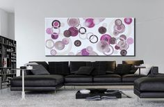 produzione quadri moderni astratti - 100% dipinti a mano. quadri