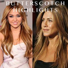 Bobby Glam Butterscotch Highlights