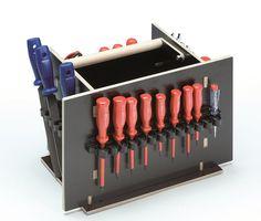 werkzeugkisteneinsatz f r einen gro en systainer werkzeugkiste werkzeugbox festool pinterest. Black Bedroom Furniture Sets. Home Design Ideas