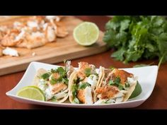 "The Easy Fish Tacos Recipe, ""A Whole Lotta Yum!"" On Game Day"