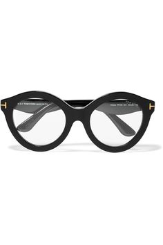 508fd3c66e Tom FordD-frame acetate optical glassesclose up