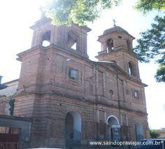 Catedral Nuestra Senhora de Los Dolores / Dolores / Uruguai - Maio 2015