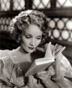 #mycoolness #reading collection. Marlene Dietrich