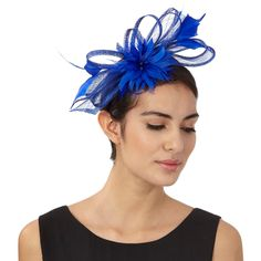 From our exclusive Principles range by Ben de Lisi, this fascinator is a statement piece for special occasions. Its flamingo feather design is finished in blue with a headband fastening for a perfect fit. Mother Of Bride Outfits, Mother Of The Bride, Occasion Hats, Special Occasion, Feather Design, Debenhams, Fascinator, Flamingo, Perfect Fit