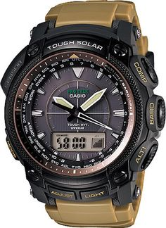 Mens #Casio #ProTrek Combination Line #Watch // PRW-5050BN-5 // #FreeShipping within #Australia