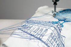 STITCH - Harriet Popham Textiles