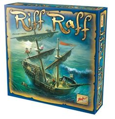 Riff Raff Zoch Verlag Board Game -- Read more reviews of the product by visiting the link on the image. Note:It is Affiliate Link to Amazon.