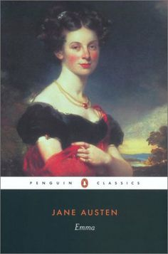 """Opening line: Emma Woodhouse, handsome, clever, and rich, with a comfortable home and happy disposition, seemed to unite some of the best blessings of existence; and had lived nearly twenty-one years in the world with very little to distress or vex her. """"Emma"""" by Jane Austen"""
