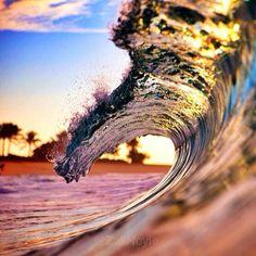 El mar y sus lindos colores <3