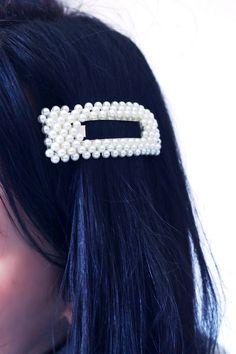 Πιαστρακι μαλλιων Statement Pearls - BLUSHGREECE Earrings, Accessories, Jewelry, Fashion, Ear Rings, Moda, Stud Earrings, Jewlery, Jewerly