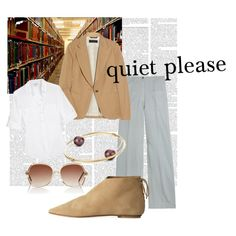 Polyvore board by louella1913 featuring one of my wire bracelets
