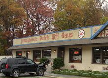 PA Dutch Gift HausDecode the messages of hex signs, pick up a jar of homemade chow-chow or shoo-fly pie mix, or learn to play Dutch Blitz. Whatever you find at the Gift Haus, it's sure to be a Pennsylvania Dutch treasure.