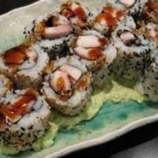Teriyaki Chicken Roll - Sushi With Sushi Rice, Boneless Skinless Chicken Breasts, Teriyaki Sauce, Nori Sushi Recipes, Raw Food Recipes, Asian Recipes, Cooking Recipes, Healthy Recipes, Freezer Recipes, Freezer Cooking, Freezer Meals, Drink Recipes