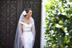 #wedding #bride #veil #voile #voilette