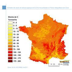 www.gissol.fr donnees cartes la-carte-nationale-des-stocks-de-carbone-des-sols-integree-dans-la-carte-mondiale-de-la-fao-4335