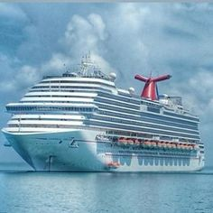 Here's the beautiful #carnivaldream !  #carnival #cruise #ship #party #fun #vacation #bahamas #caribbean #destination #cruiseship #mexico #caribbeanislands #travel #sea #sevenseas #cruiseship #cruiseline #ocean #cruising #cruiselife #traveling #travel  Photo Credit: ShipMateApp
