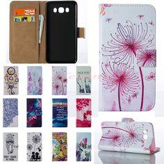 가죽 커버 samsung galaxy j1 2016/galaxy j5 2016 case 플립 지갑 카드 홀더 스마트 폰 휴대 전화 case a03