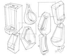 Hand Sketches by James M. Paulius at Coroflot.com