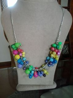 Coloring necklace
