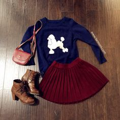 Cute Animal Pattern Sweater