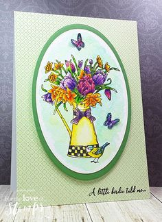 Crafting Crackers: Garden Treasures Hunkydory/For the Love Stamps March Launch Hunkydory Crafts, Inspirations Magazine, Love Stamps, Create And Craft, Crackers, Cardmaking, Stamping, Projects To Try, Masks