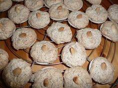 Weihnachtsgebäck : Mandel -Makronen Rezept - Rezepte kochen - kochbar.de - mobil