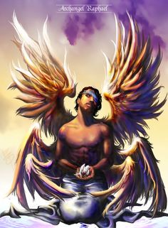 Archangel Raphael...healer of heart, mind and body