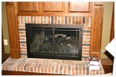 Custom Fireplace, Fireplace Design, Fireplace Glass Doors, Traditional Fireplace, Custom Glass, Windows And Doors, Hearth, Home Depot, House Design