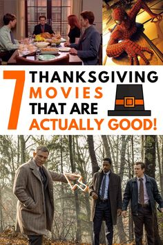 Thanksgiving Movies 7 That Are Actually Kinda Cool!