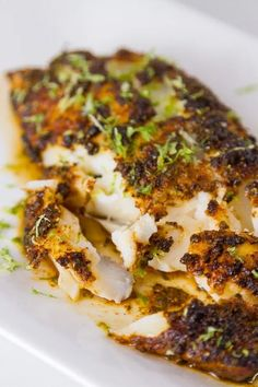 Air Fryer Chili-Lime Cod - Life Currents for fish tacos Air Fryer Cod Recipe, Air Fryer Fish Recipes, Cod Fish Recipes, Air Frier Recipes, Air Fryer Dinner Recipes, Fried Fish Recipes, Seafood Recipes, Cooking Recipes, Fish In Air Fryer