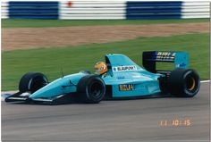 Karl Wendlinger March Ilmor CG911 F1. 1992 British GP Silverstone. | Flickr - Photo Sharing!
