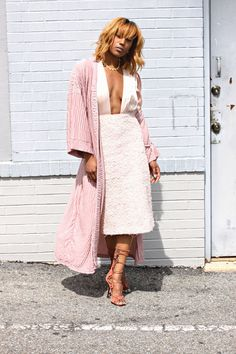 Pretty In Pink | Be Loud Be You  | woc fashion bloggers | fashionista | fashionable | melanin | black girl magic