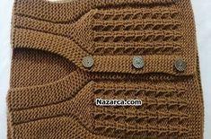 50 Versatile And Unique Free Crochet Patterns - carlotta Crochet Baby Sweater Pattern, Knitting Patterns, Crochet Patterns, Moda Emo, Crochet Sandals, Knitting For Beginners, Free Baby Stuff, Baby Sweaters, Knitting Designs