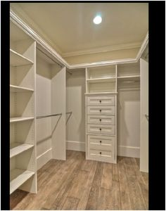 Dressing Room (knock down wall to master and create a massive closet)