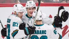 Timo Meier's 2-goal night sends Habs to 5th straight loss