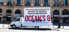 Warner fait peur aux banques et aux bijoutiers pour la promo d'Ocean's 8