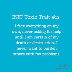A community for INFJs to learn about their personality. Infj Traits, Infj Mbti, Intj And Infj, Infj Type, Isfj, Introvert Personality, Introvert Quotes, Myers Briggs Personality Types, Psychology Quotes