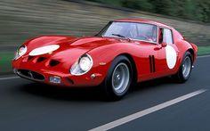 Car, Ferrari 250 GTO, model year 1962-1964
