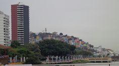Guayaquil - Ecuador, vista desde el Malecón