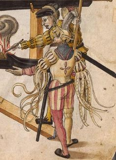 Zeugbuch Maximilian SCA German Renaissance Research