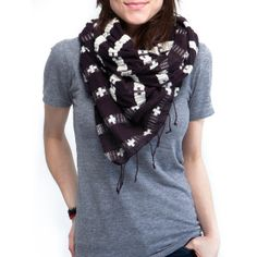 ONENEW Genet Scarf   PRE-ORDER ONE Genet Scarf Shop the ONE Official Store